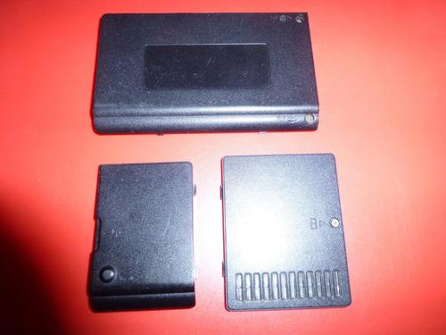 plasticos compaq 515 notebook hp computadora