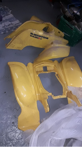 plasticos de blakctone 200cc.250.300