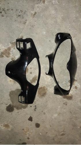 plasticos farol y velocimetro gerrero 110