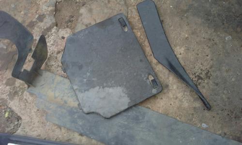 plásticos internos de triil blazer 2006-2007