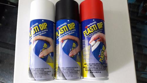 plastidip pintura plastica  anticorrosiva goma