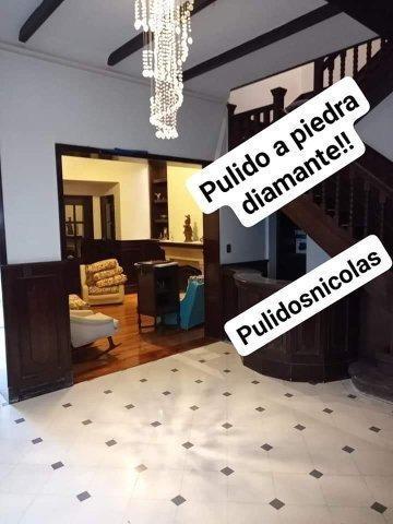 plástificado pisos pulido