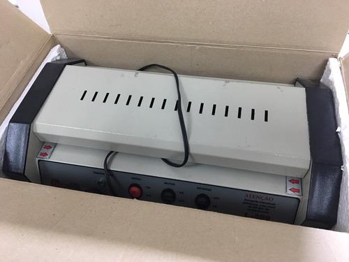 plastificadora l380 - laminadora de polaseal a3