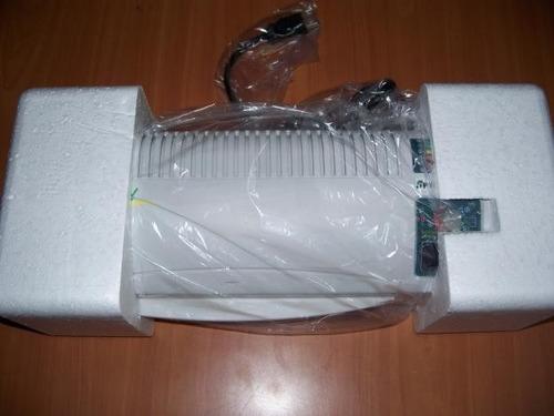 plastificadora laminadora hasta extra oficio 20 lamina regal