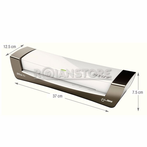 plastificadora leitz ilam office a4