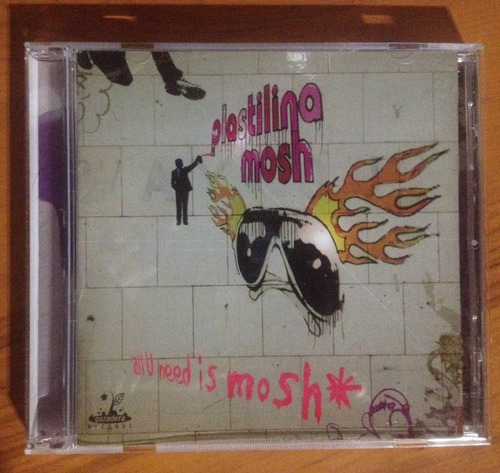 plastilina mosh - all u need is mosh