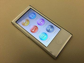 plata apple ipod nano 16gb (7ª generación) con genérico ear