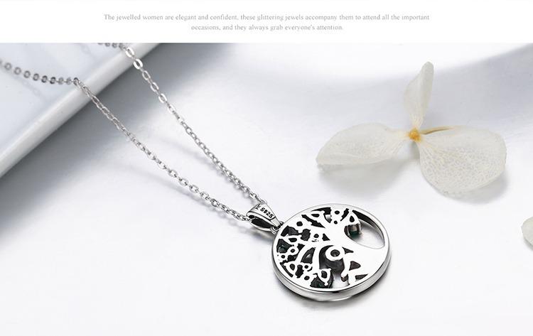 c8a4f4d5917b collar plata árbol de la vida estilo pandora   arany joyas collar plata  joyas plata joyas collar