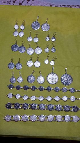 plata ley .925 calendario azteca artesanía méxico