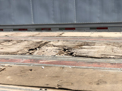 plataforma  2 ejes cama baja fontaine 48 pies nacional