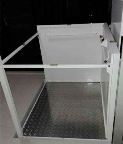 plataforma acessibilidade pne elevador