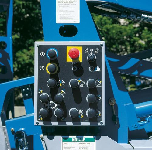 plataforma andamio electrico genie tz-50  alquiler consulte.