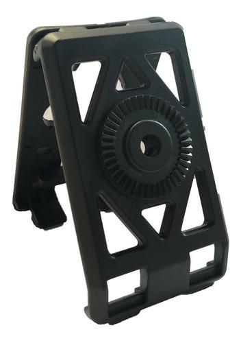 plataforma aplique molle para pistolera de polímero fuerzas
