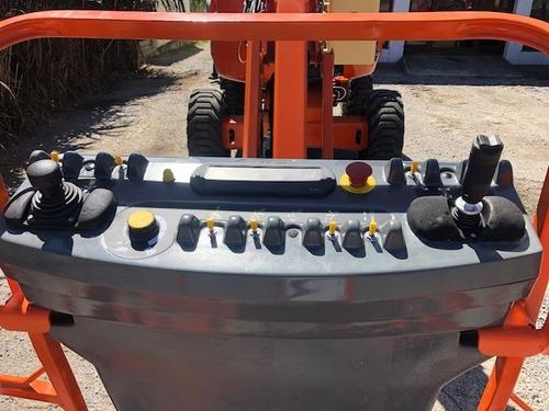 plataforma articulada jlg450, 15.5 mt.,diésel 4x4 098154994