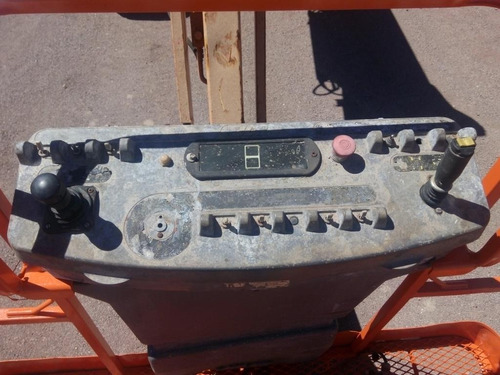 plataforma  ascensor telescópica articulada jlg folio 5509