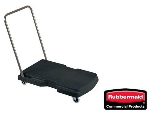 plataforma carrito todo uso rubbermaid