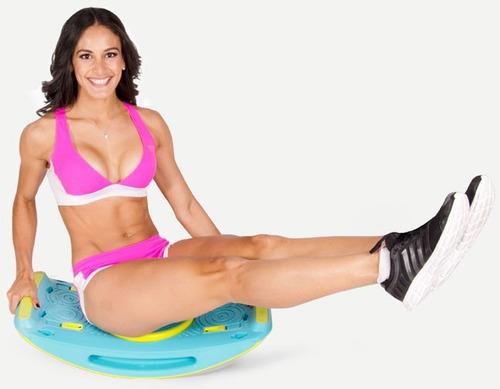 Plataforma de ejercicio gravity abs 1 en for Aparatos para hacer ejercicio