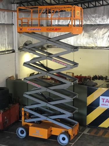 plataforma de elevación -  eléctrica 16 metros de altura