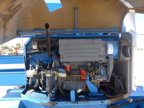 plataforma de elevación manlift articulada genie z60/34 dies