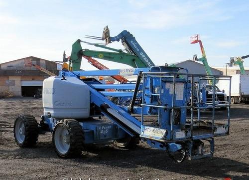 plataforma de elevación manlift genie z45/25 4x4 diesel 2005