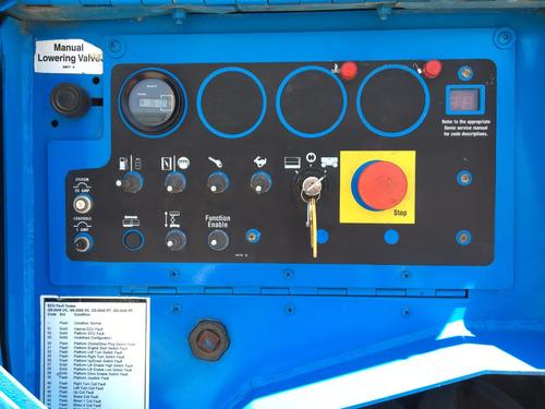 plataforma de elevacion scissorlift genie gs3268rt 2004
