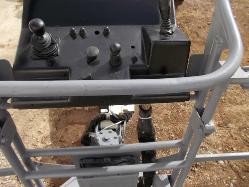 plataforma de elevacion terex tb42 4x4 diesel (genie jlg