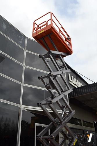 plataforma de elevación tijera dingli altura maxima 10 m