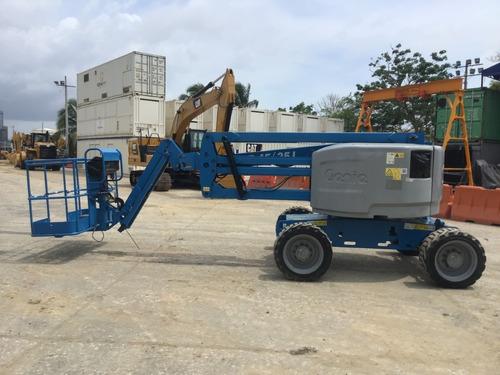 plataforma de elevacion z45/25 diesel