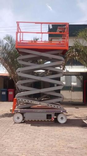 plataforma de elevação tesoura 1300k- 6 metros