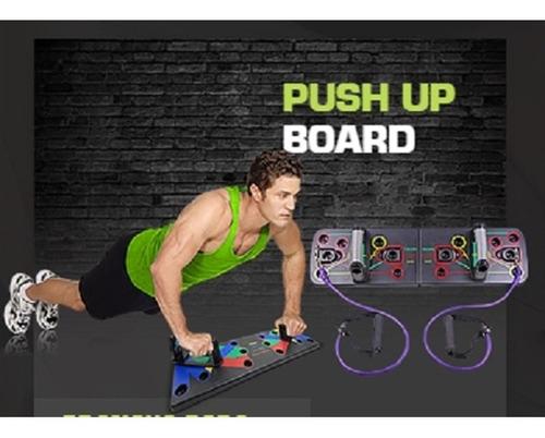 plataforma de exercicios academia em casa musculação flexao