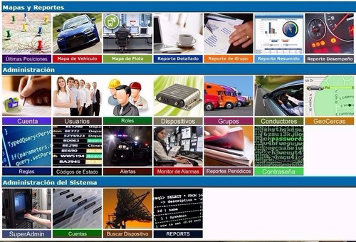 plataforma de monitoreo gps
