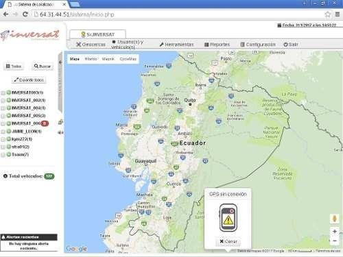 plataforma de rastreo satelital para gps - actualizado 2017