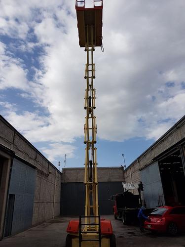 plataforma de tijera jlg 3969-e