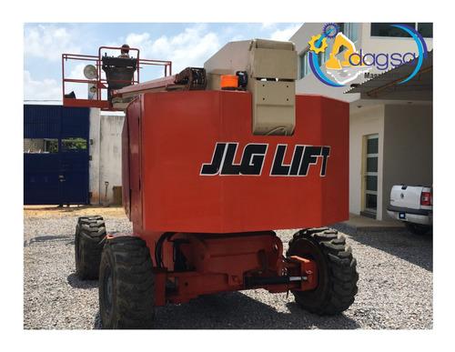 plataforma de trabajo jlg 601s  2002