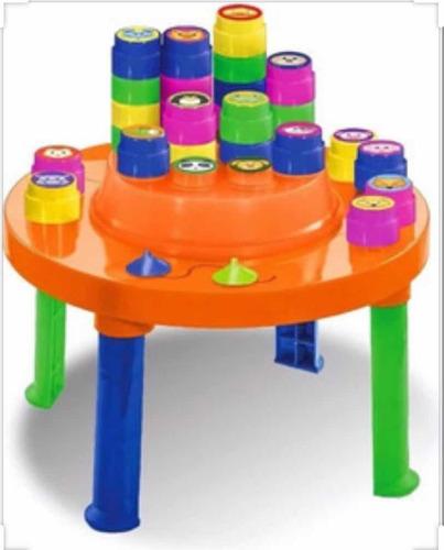 plataforma didáctica multicopitos encastre jng july toys