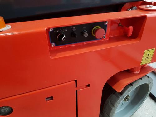 plataforma electrica tipo tijera 08mts 0hs nuevo niuli
