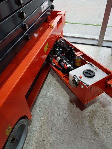 plataforma electrica tipo tijera 12mts 0hs nuevo niuli