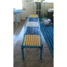 Plataforma Elevação Natação 2,30x0,5x0,5m 05mód