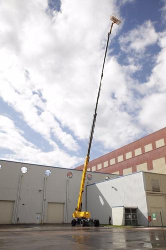 plataforma elevación telescópica 43mts haulotte - gsb