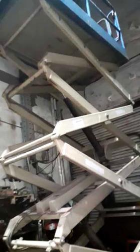 plataforma elevador de personas tijera jlg serie es envios