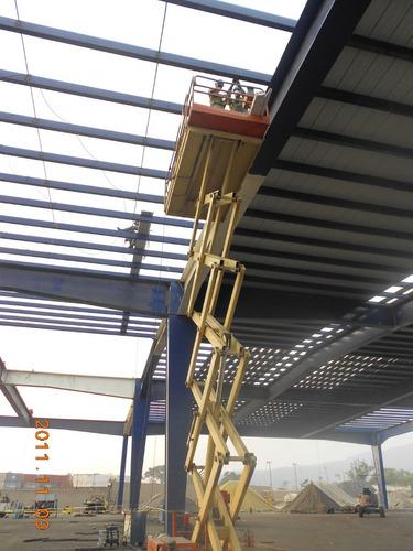 plataforma elevadora de tijera jlg 40 rts modelo 1999