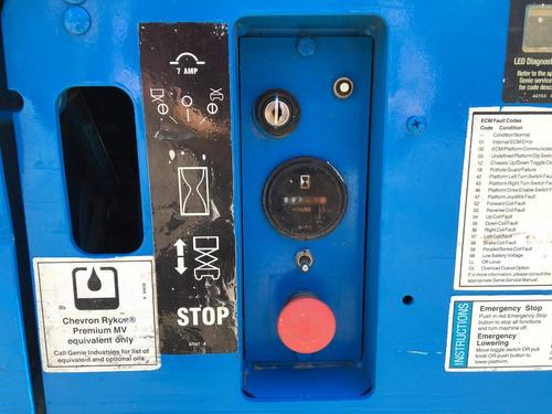 plataforma elevadora genie gs1930  mod. 2006 como nueva