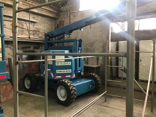 plataforma elevadora genie                z 34-22