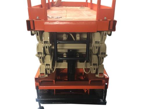 plataforma elevadora jlg electrica de tijera soporta 250 kg