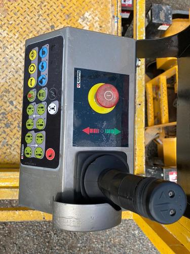 plataforma elevadora tijera 12m diesel 4x4 haulotte jlg