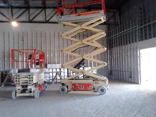 plataforma elevadora tijera