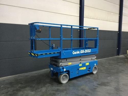 plataforma elevadora tijera gs2032 genie 0 km