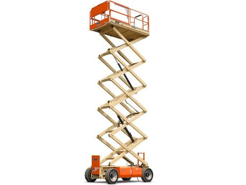 plataforma elevadora tijera jlg 14 metros altura de trabajo