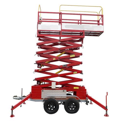 plataforma elevatória tesoura, plataforma aerea,articulada