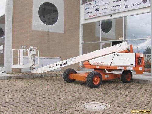 plataforma extendible o telescopica para trabajo en altura